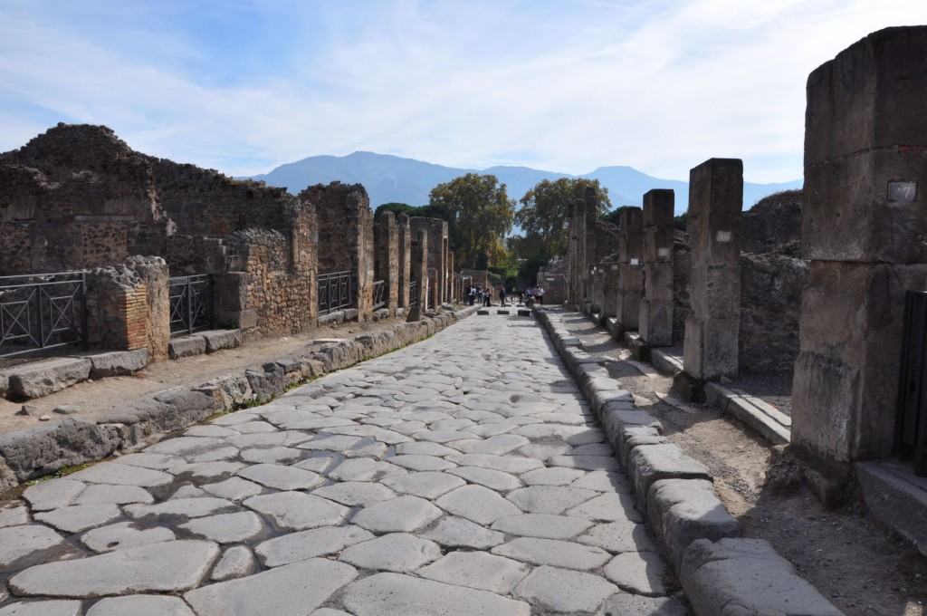 Pompeii makes for another great day trip from Rome