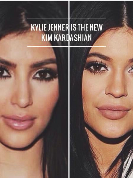 kylie jenner is the new kim kardashian