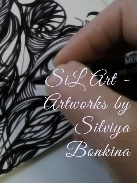 SiL Art   -   Artworks by Silviya Bonkina