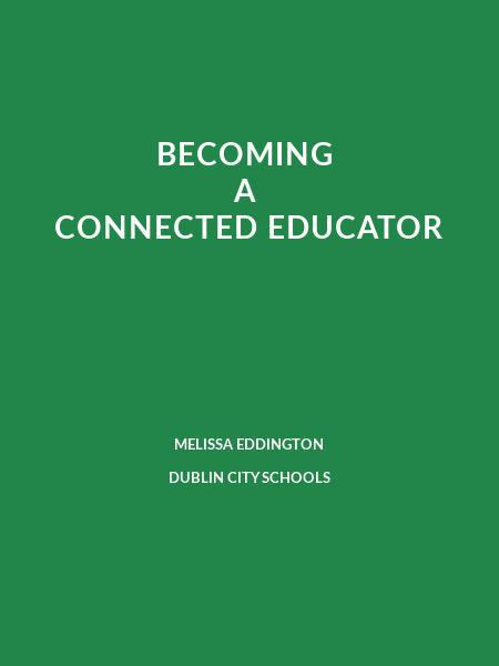 Becoming a Connected Educator