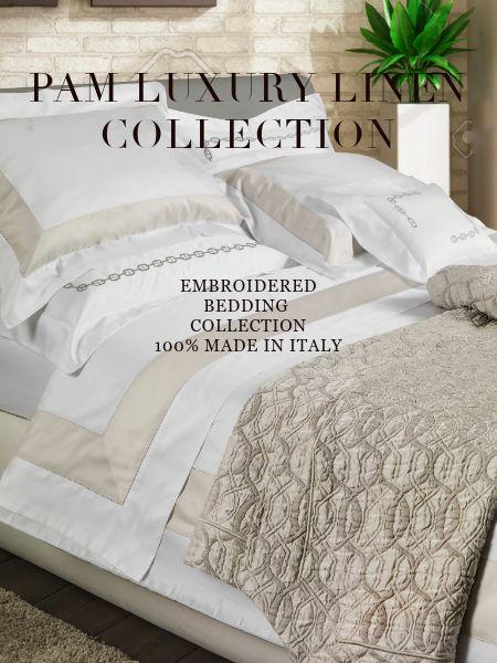 PAM LUXURY LINEN COLLECTION