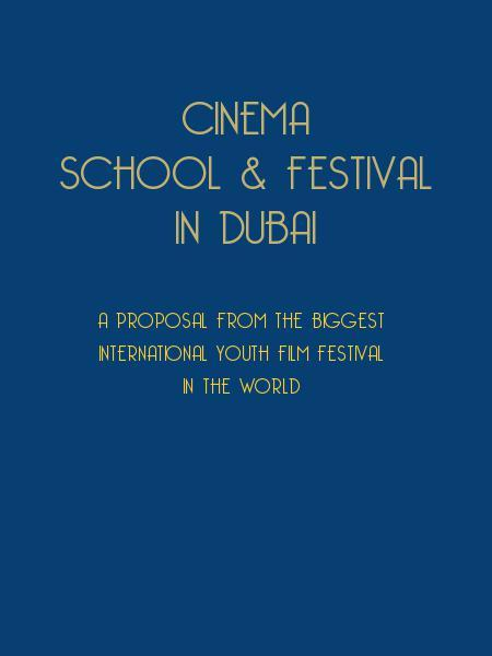CINEMA SCHOOL & FESTIVAL IN THE EMIRATES
