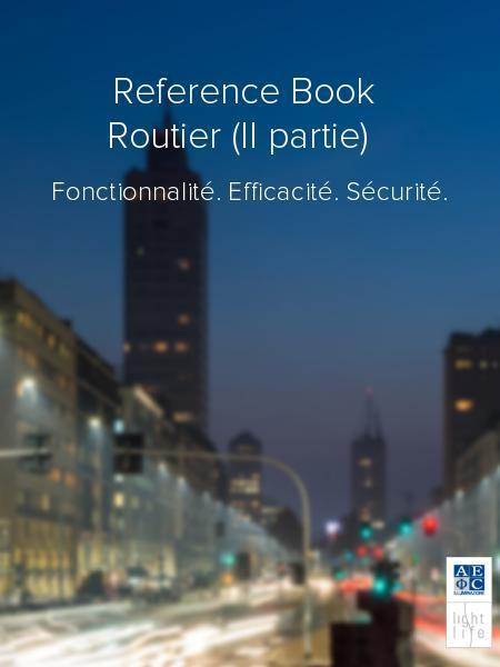 Reference Book Routier (partie II)