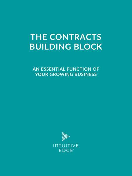 THE CONTRACTS BUILDING BLOCK