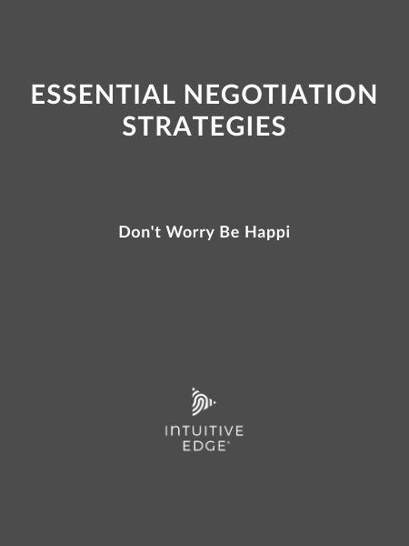 Essential Negotiation Strategies