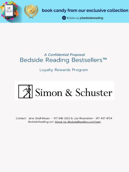 Bedside Reading Bestsellers / Simon & Schuster