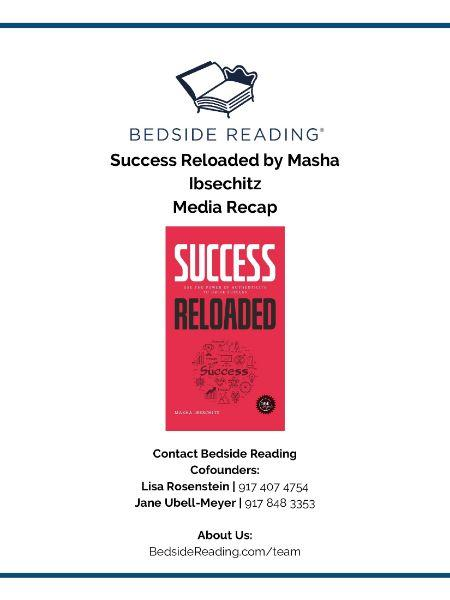 Success Reloaded Media Recap
