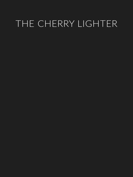 the cherry lighter