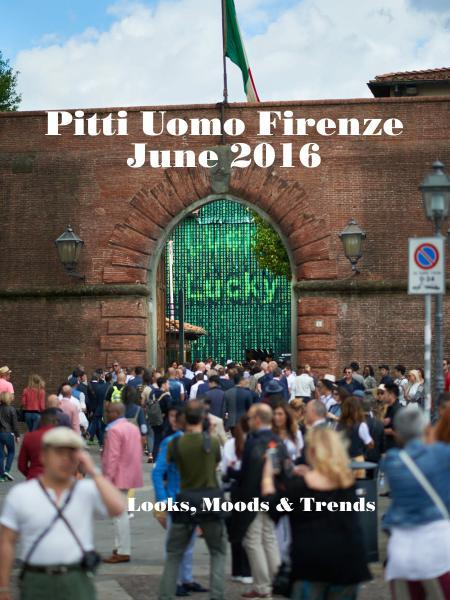 Pitti Uomo Firenze June 2016