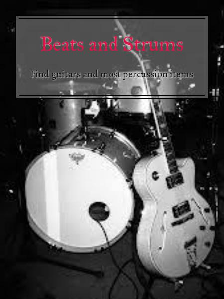 Beats and Strums