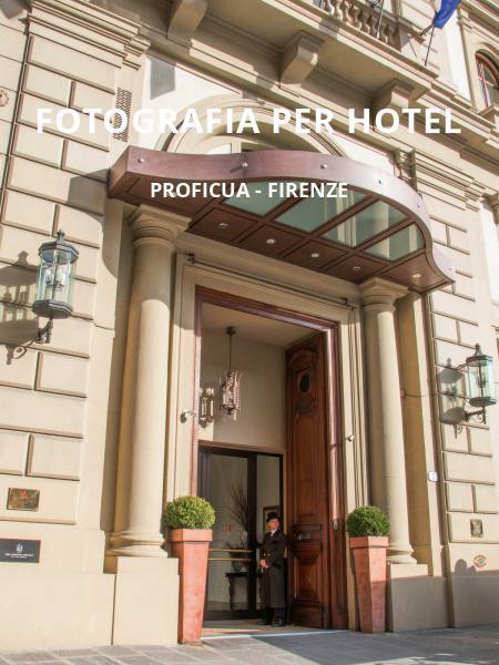 Fotografia per Hotel