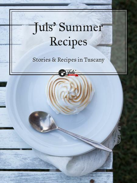 Juls' Summer Recipes