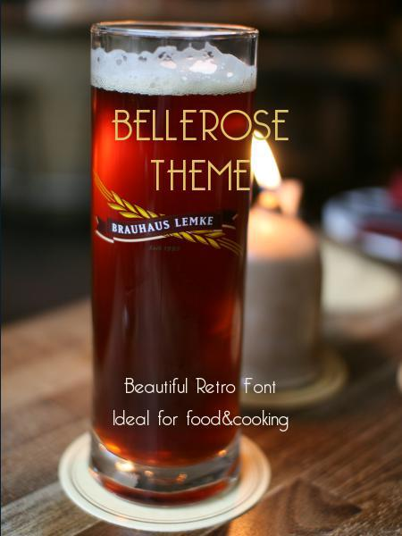 Bellerose Theme