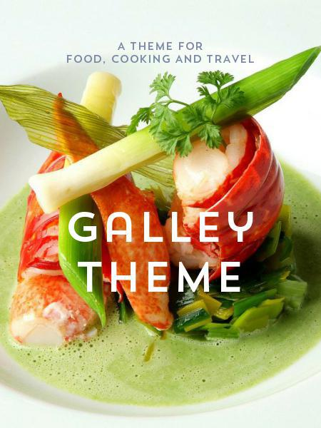 Galley Theme