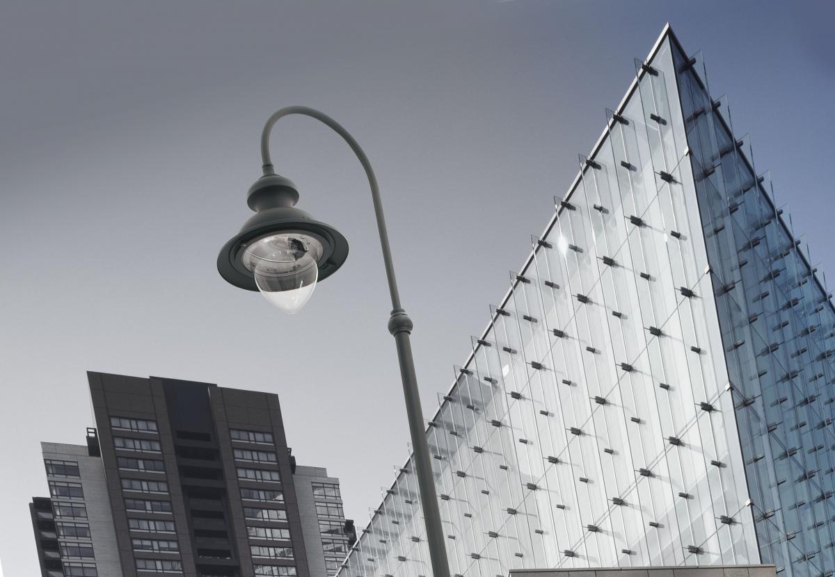 Illuminazione Urbana Revelampe - AEC Illuminazione