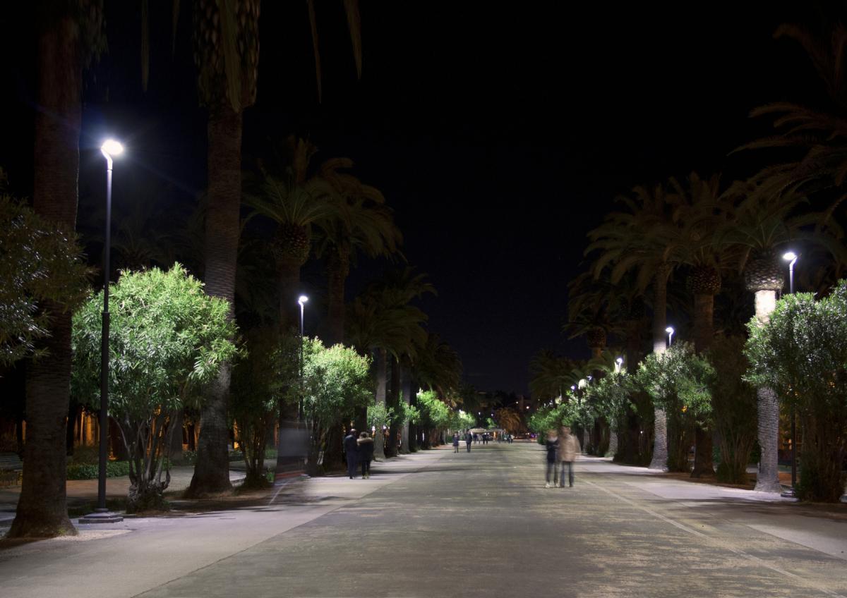 Aec Illuminazione Lanterna Firenze : Aec illuminazione reference book illuminazione urbana efficiente