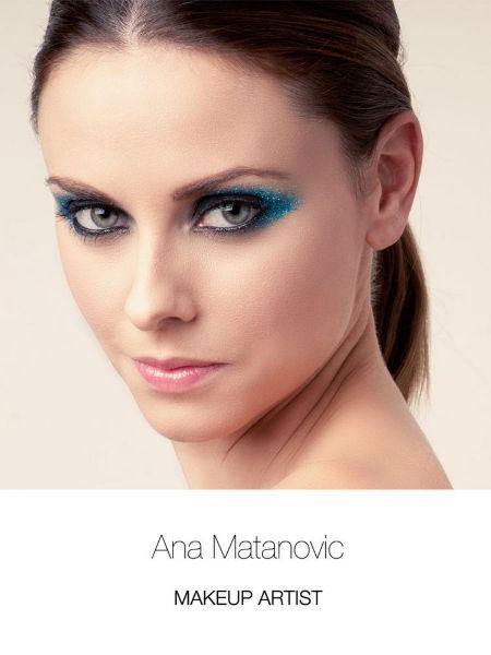 ana matanovic makeup artist
