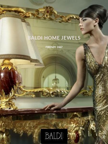 Baldi Home Jewels Firenze 1867