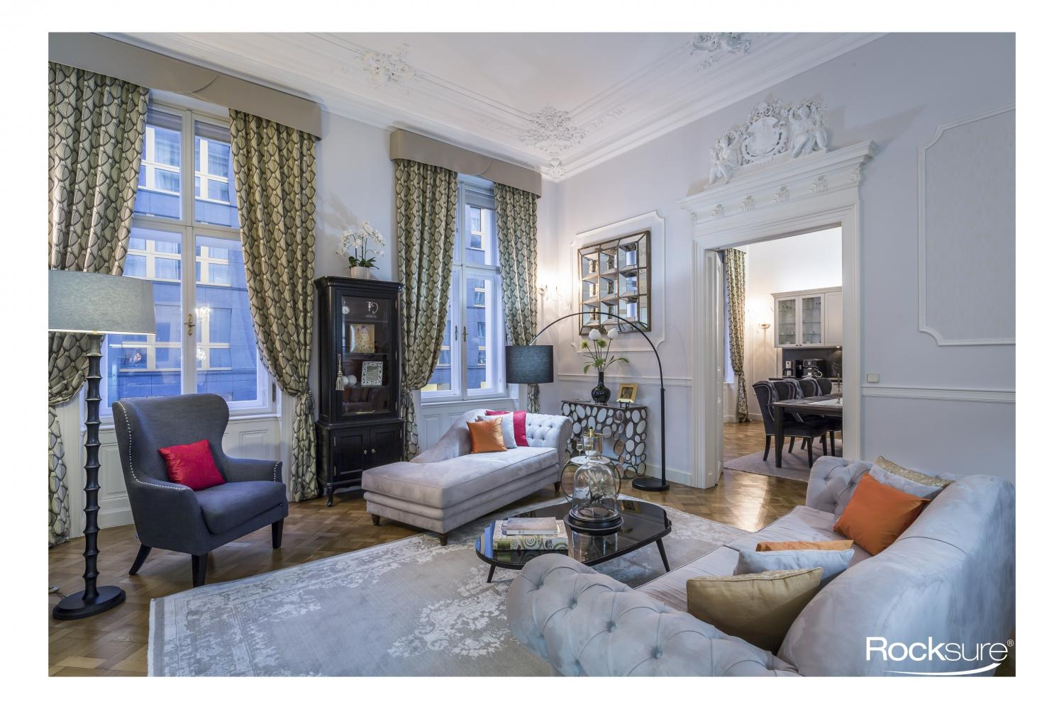Luxury apartment in Vienna - This apartment is perfectly ...